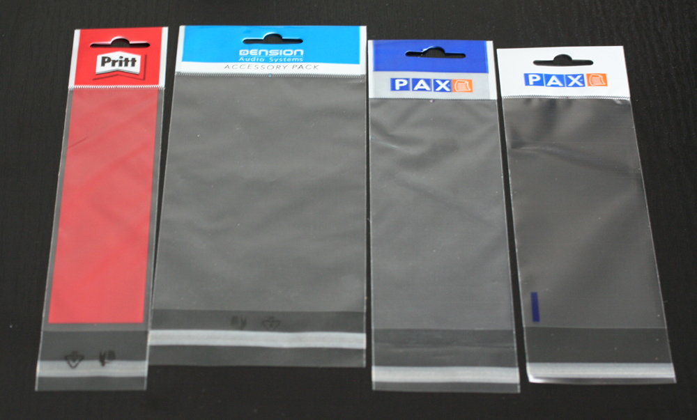 BOPP bags with